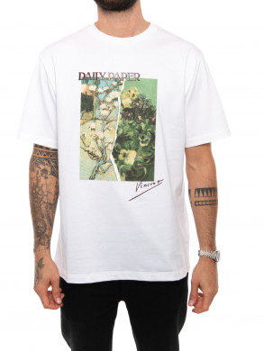 Van gogh t-shirt white