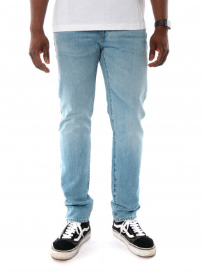 512 slim taper fit jeans manilla