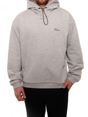 Classic hoodie grey