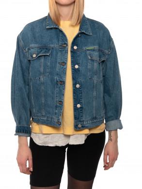 Société anonyme jacket mid blue