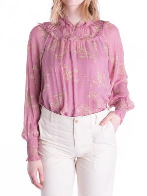 Mories blouse lilas