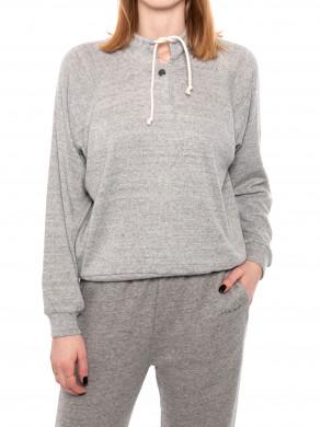 Noo 03a sweatshirt gris chine