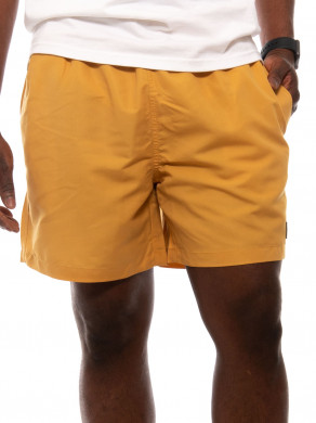 Piece swimshorts yellow