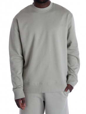 Toscan crew neck seagrass