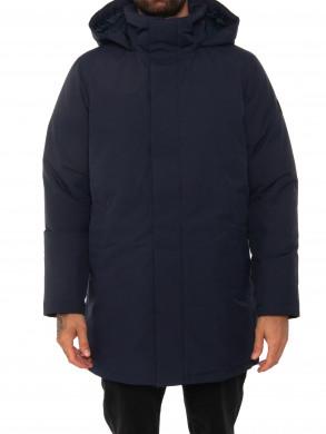 Labrador down jacket navy