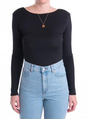 Lane bodysuit black