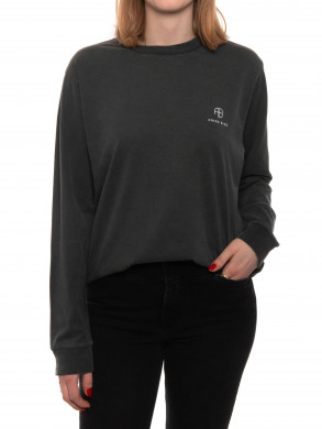 Willow longsleeve washed black