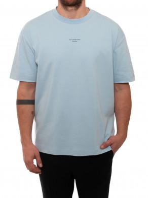 Classic nfpm t-shirt light blue