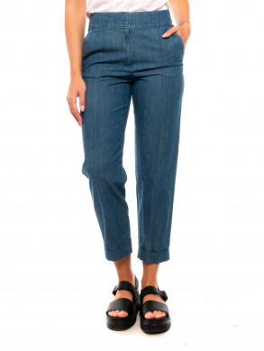 Jeany denim pants indigo