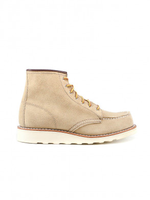 Wmns 6 inch moc original boots sand mohave