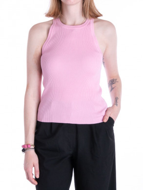 Willy knit top light pink