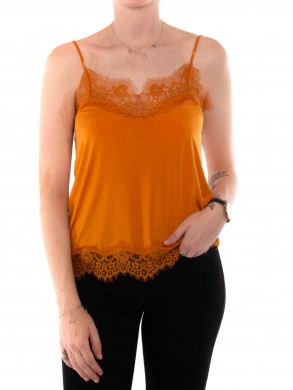 Jennifer slip top inca gold