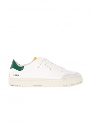 Clean 90 triple sneaker wht green yellow