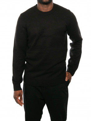 Herbert pullover o-n 10567 black