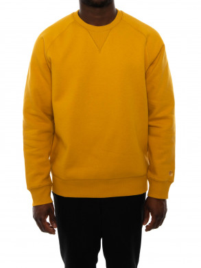 Chase sweater colza gold