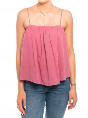 Karla top rose