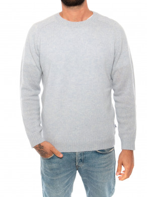 Nathan pullover light blue
