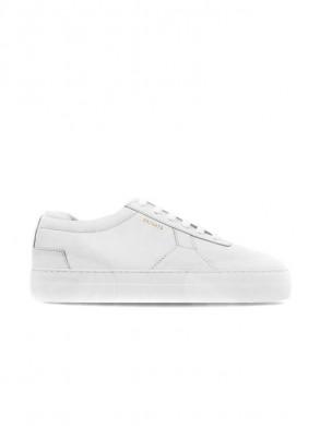 Platform sneaker white