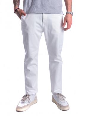 Universe pants off white