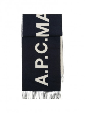 Echarpe angele scarf iak dk navy