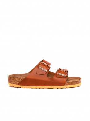 Arizona sandals antique pull cognac