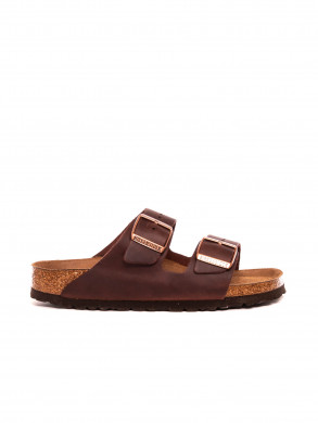 Arizona sandals oiled habana