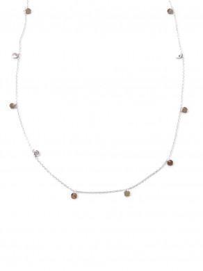 Bali necklace silver