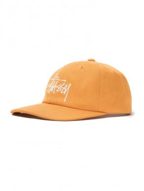 Big logo cap gold