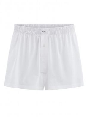 Calecon boxershorts blanc