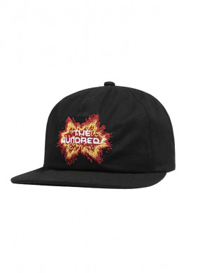 Boom cap black