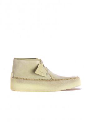 Caravan boots maple suede
