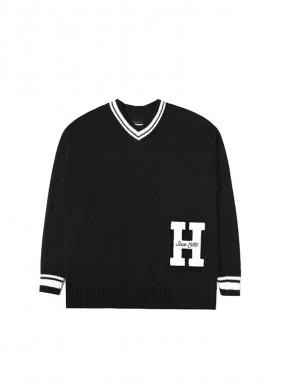 Centennial pullover black
