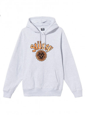 City seal app hoody ash heather