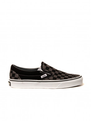 Classic slip on blk pewter che