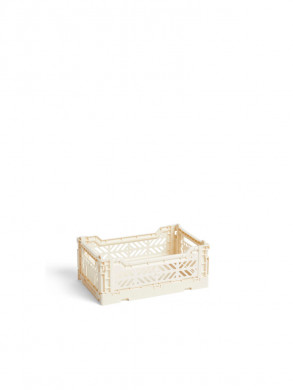 Colour crate S off white