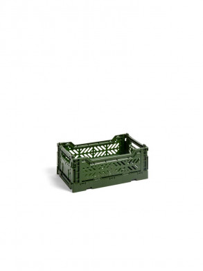 Colour crate S kaki