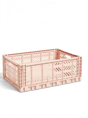 Colour crate L nude