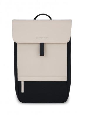 Fyn backpack cream black