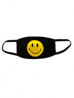 CTM smiley logo face mask