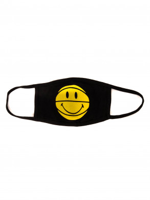 CTM smiley basketball mask