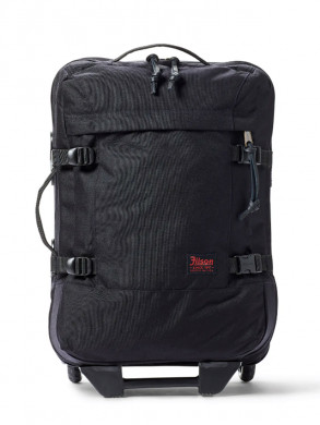 Dryden 2 wheels carry on bag dark navy