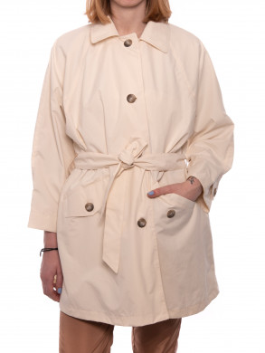Wellington coat offwhite