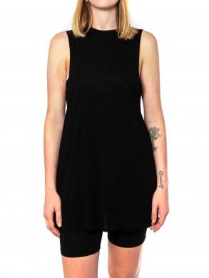 Eva longtop black XS