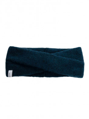Evi headband ocean blue