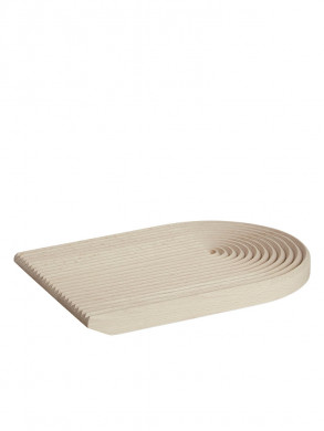 Field rounded wood