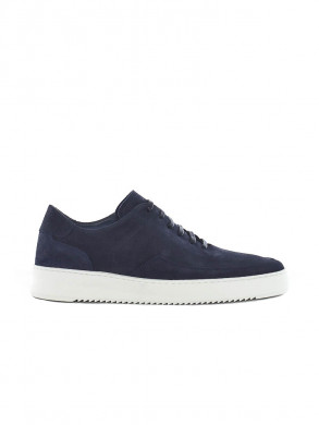 Low mondo shoe ripple navy