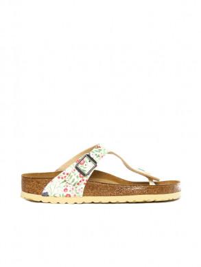 Gizeh sandals meadow flowers