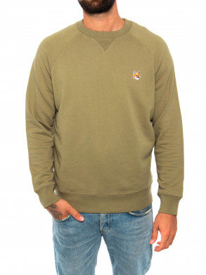 Fox head sweatshirt lt khahi