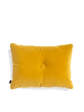 Dot cushion 1 dot yellow