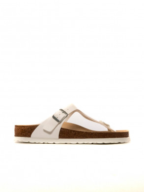 Gizeh sandals white